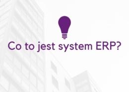 Co tojest ERP?