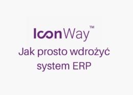 IconWay - metoda wdrożenia systemu ERP wTwojejfirmie